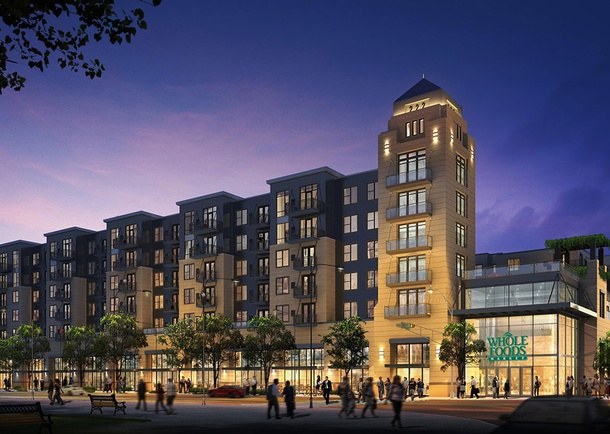Rendering of 222 Hennepin. Courtesy of Three Line Studios