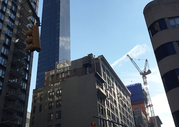 Photo courtesy of DeSimone Consulting Engineers, New York, NY