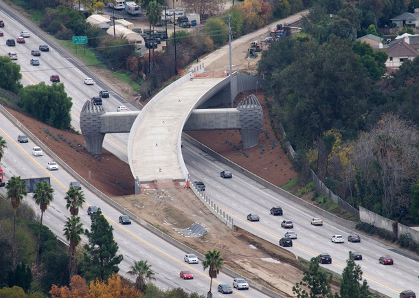 Photography:  Metro Gold Line Foothill Extension Construction Authority, Monrovia, CA