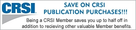 Save with a CRSI Membership